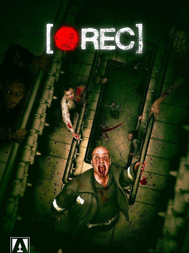 10. REC (Ölüm Çığlığı)