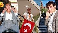 Asın Bayrakları! Cemal Can Canseven'in Maison Valentino ile Yaptığı Anlaşmadan İlk Fotoğraflar Geldi🔥