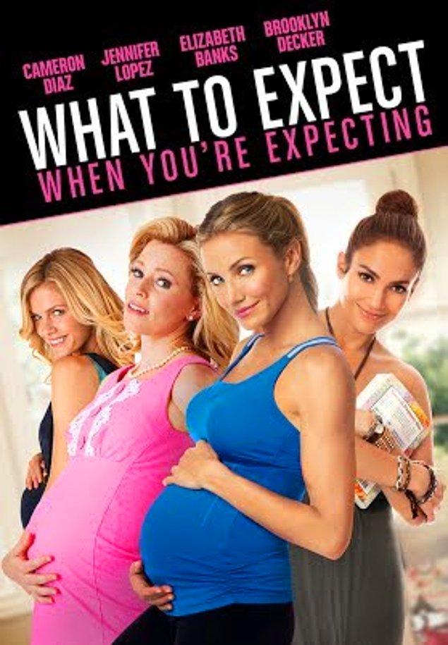 5. What To Expect When You're Expecting