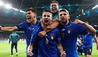 EURO 2020'de İlk Finalist İtalya! Nefesleri Kesen Maçta Kazananı Penaltılar Belirledi