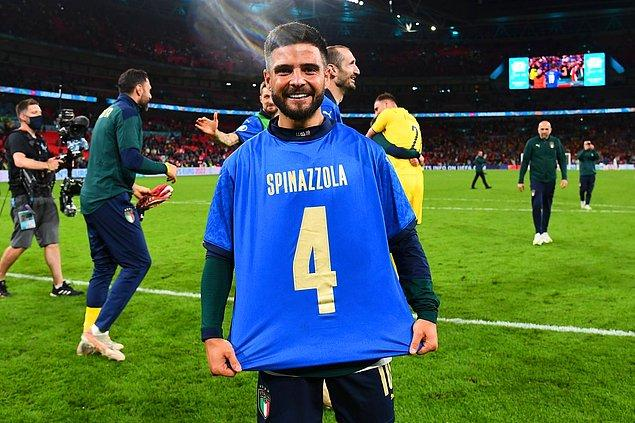 İtalya'nın finaldeki rakibi İngiltere - Danimarka yarı final eşleşmesinin galibi olacak.