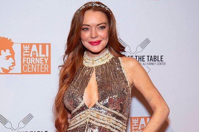 4. Lindsay Lohan bir ara müziğe öyle bir giriş yaptı ki, herkes şarkıcı olacağını düşündü.