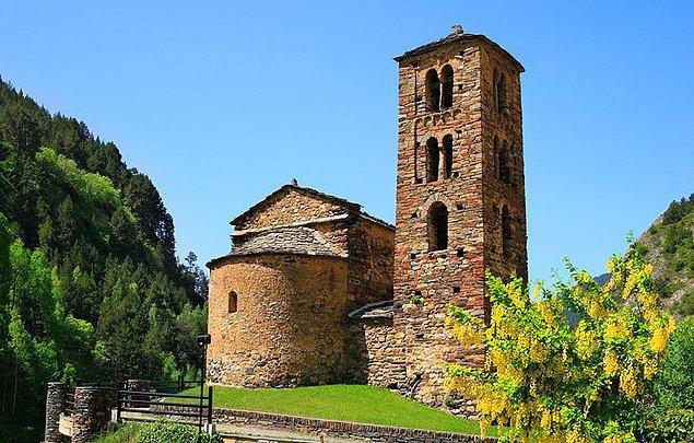 4. Sant Joan de Caselles Kilisesi