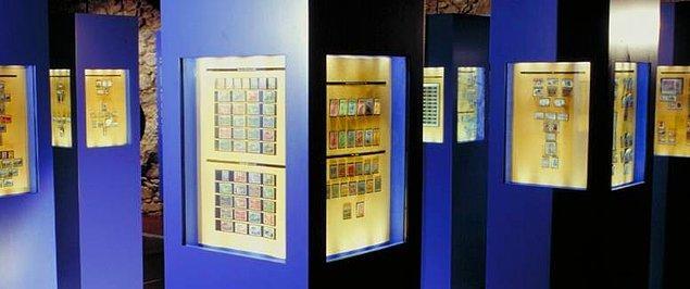 7. Posta Müzesi, Ordino