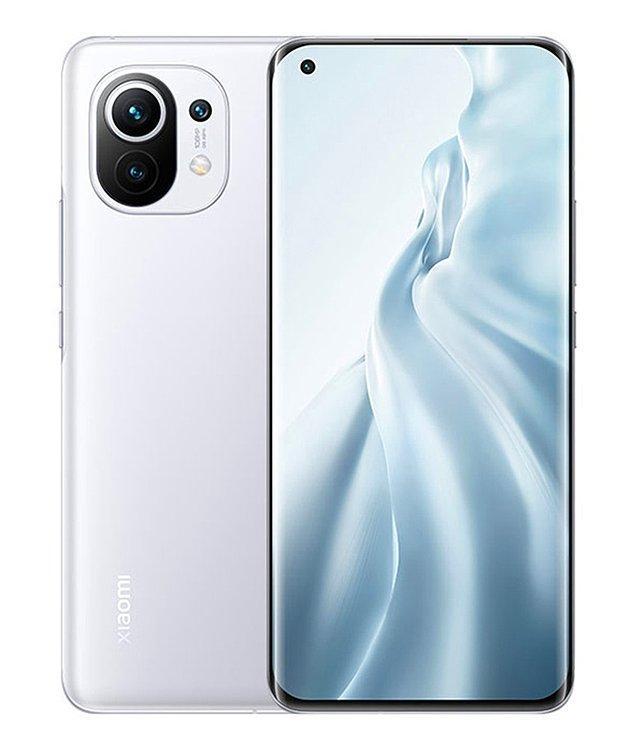2. Xiaomi Mi 11