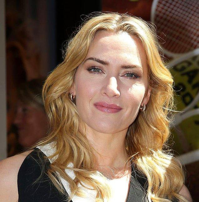 4. Kate Winslet