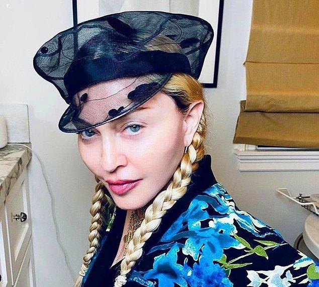 7. Madonna
