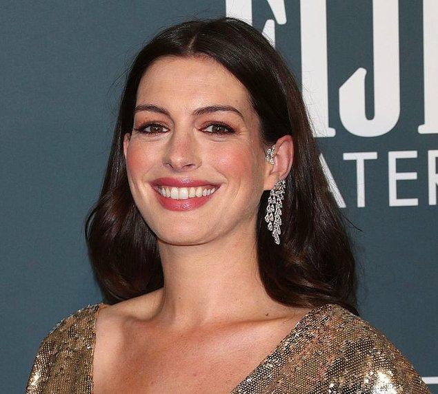 13. Anne Hathaway