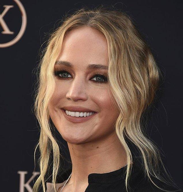 14. Jennifer Lawrence