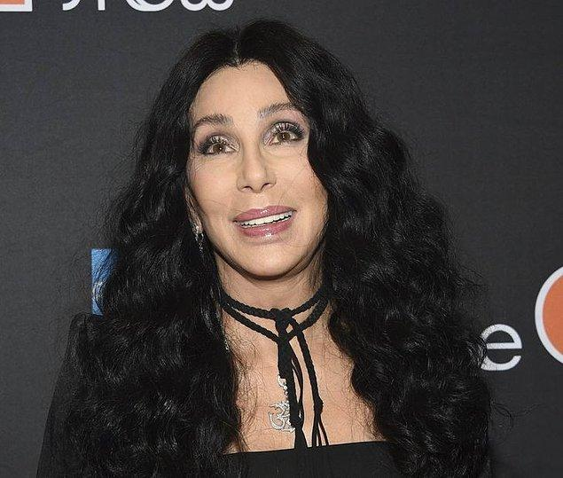 20. Cher