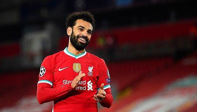 8. Mohamed Salah