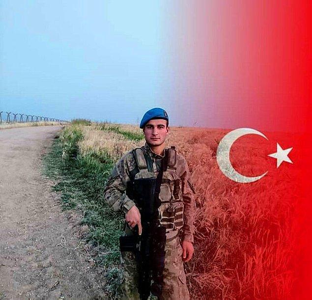 Şehidin cenazesi memleketi Nevşehir Derinkuyu'ya gönderilecek