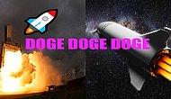 Bu Seferki Şaka Değil! Dogecoin Resmen Uzaya Gidiyor