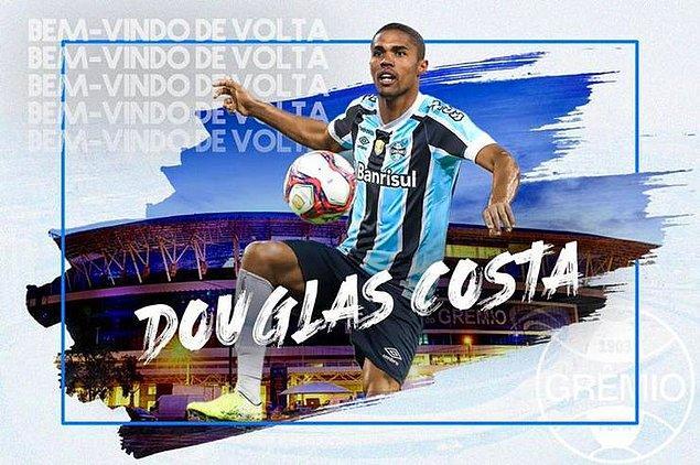 204. Douglas Costa