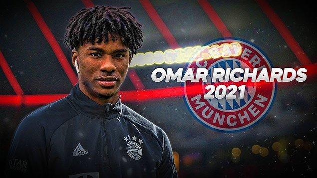 200. Omar Richards
