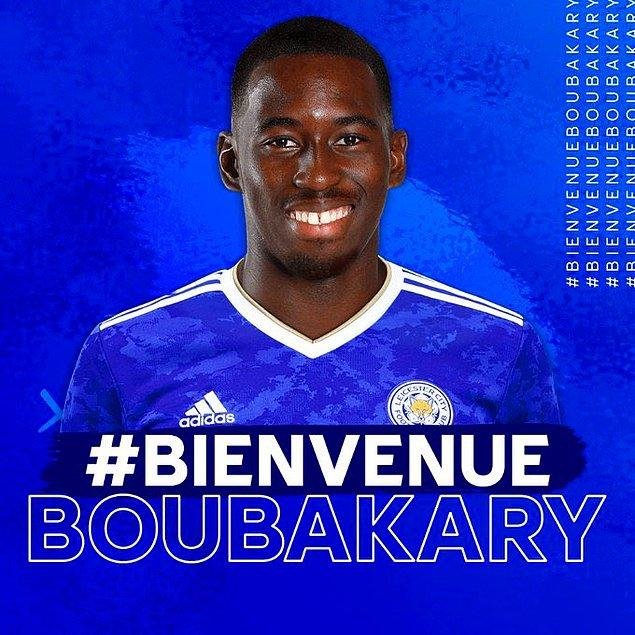 165. Boubakary Soumare