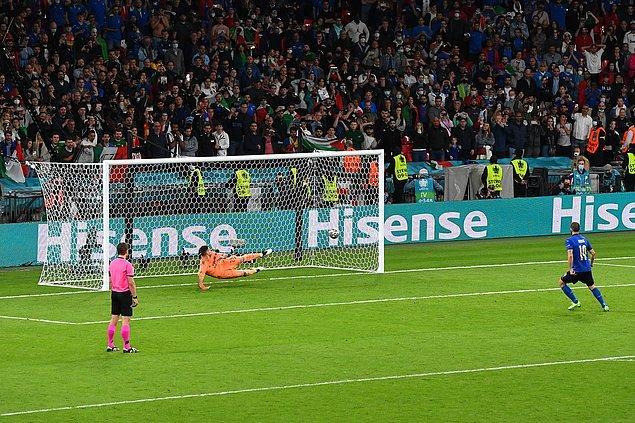 İtalya ile İngiltere arasındaki final mücadelesi 11 Temmuz Pazar günü Wembley Stadyumu'nda oynanacak.