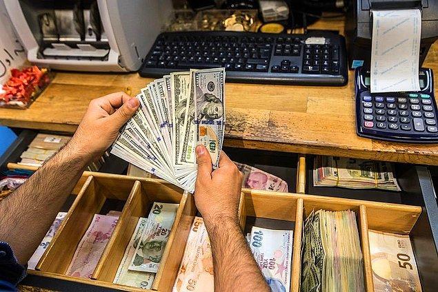 8 Temmuz Dolar, Euro ve Sterlin Fiyatları