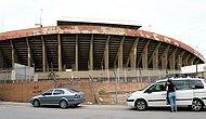 Ankara'da Tarihi Stadın Yıkımına Başlandı: Yerine Millet Bahçesi ve Cami Yapılacak