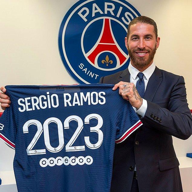 155. Sergio Ramos