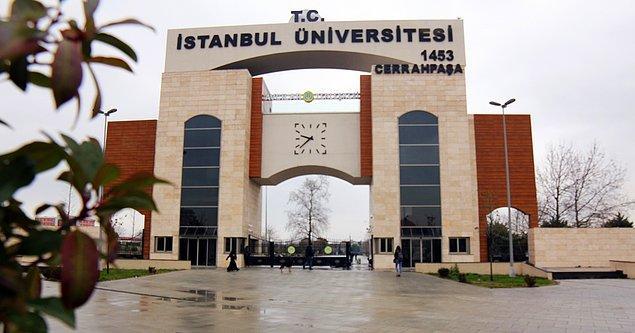 İstanbul Üniversitesi-Cerrahpaşa (İÜC) 2020-2021 Taban Puanları ve Başarı Sıralamaları