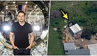 Dünyanın En Zengin İnsanlarından Biri Olan Elon Musk'ın 35 Metrekarelik Yeni Evini Görünce Dumur Olacaksınız!