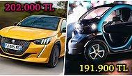 Bir Tane Bize İki Tane Devlete! 2021 Yılında Otomobil Markalarının En Ucuz Arabaları Hangileri?