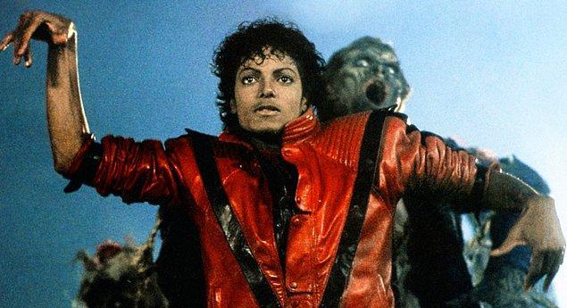 6. O bir efsane... Peki Micheal Jackson'ın hangi şarkısının klibi bu?