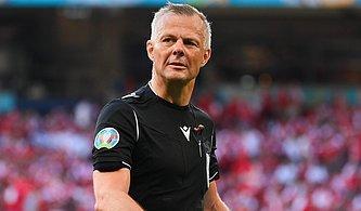 Wembley'deki EURO 2020 Finaline Hollandalı Hakem