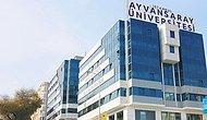 İstanbul Ayvansaray Üniversitesi 2020-2021 Taban Puanları ve Başarı Sıralamaları