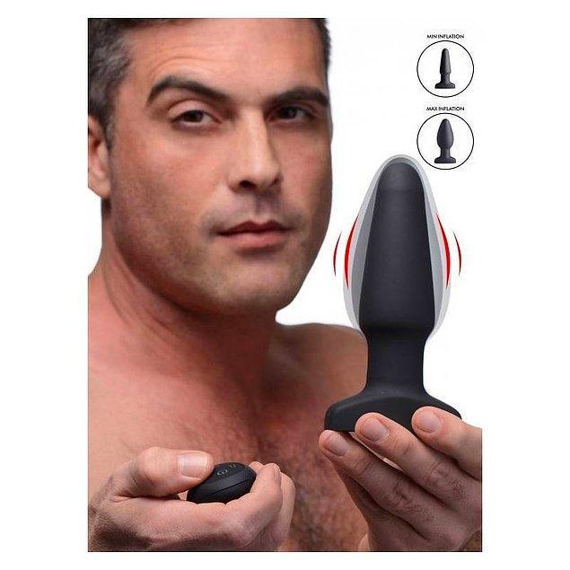 Aslında insanın keyfi için sunulan çoğu şey gibi bu alet de sonradan seks oyuncağı olmuş. Öncesinde prostat büyüme sorunu gibi terapötik tedaviler için kullanılan bir araç olduğu biliniyor.