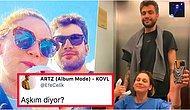DJ Artz, Farah Zeynep Abdullah ile Olan Birlikteliği Hakkında Goygoy Yapan Adama Cevap Vermeden Edemedi!