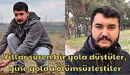 Trafik Kazasında Hayatlarını Kaybeden Somalı Maden İşçileri Tahir Çetin ve Ali Faik İlter'in Ardından...