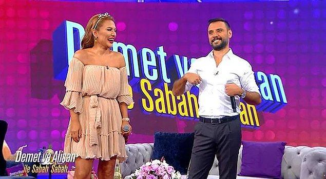 Bunun en büyük nedeni ise Demet Akalın ve Alişan'ın Star TV'de sunduğu sabah programının istenen reyting oranına ulaşamamasının ardından final yapması,