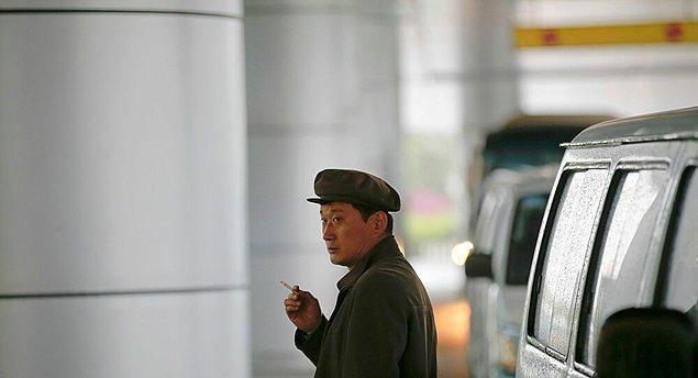 2. Yabancı sigaraların ülke çıkarlarına ters düşeceği düşünüldüğünden kullanılması yasak.