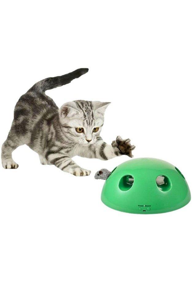9. Kedi oyuncakları