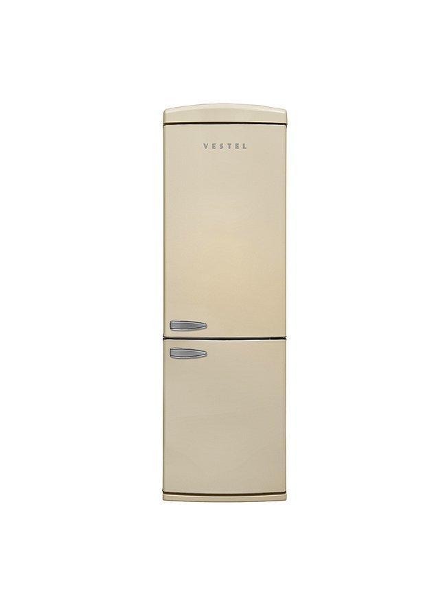 2. Retro sevenlerin bayılacağı buzdolabı seçenekleri için;