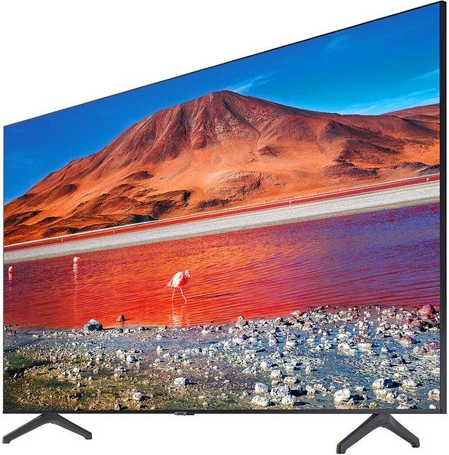 7. En yeni televizyon modelleri ile sinema keyfini evinize taşıyın.