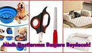 En Yakın Dostlarımız, Evcil Hayvanlarımız İçin Alabileceğiniz 16 Ürün