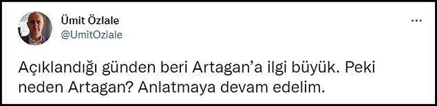 İYİ Parti Kalkınma Politikaları Başkanı Prof. Dr. Ümit Özlale, Artagan Projesi'nin neden bir gereklilik olduğunu şöyle anlattı 👇