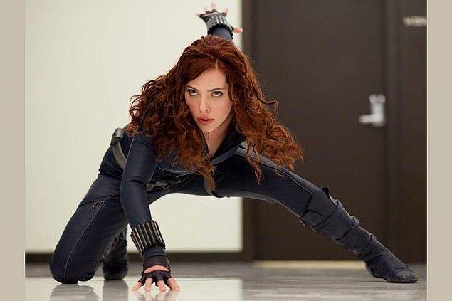 5. Scarlett Johansson, Black Widow filminden sonra Marvel evreninde yer almayı düşünmediğini söyledi.