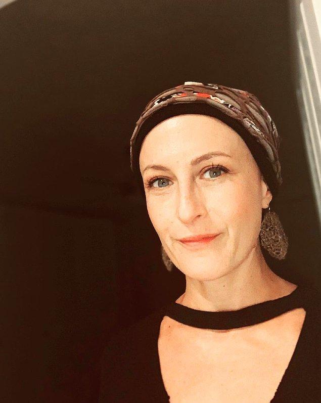 12. Kanser tedavisi gören Canan Ergüder sosyal medya hesabından yeni bir paylaşımda bulundu!