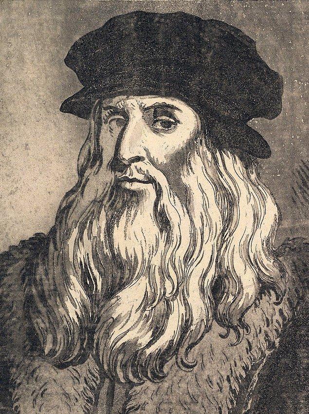Da Vinci'nin geçmişini araştırmak pek kolay değil, zira gayrimeşru bir çocuktu.