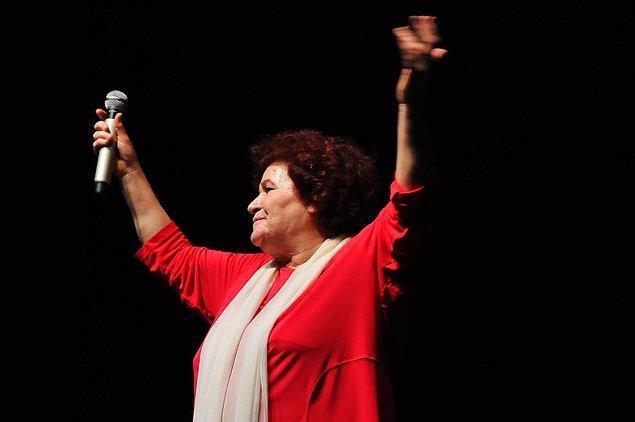 """Selda Bağcan: """"Telif hakkını ödememişiz gibi anlatıyor"""""""