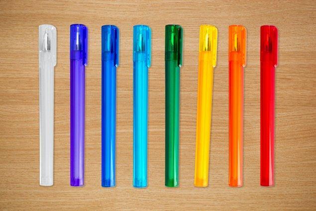 3. Bu kalemlerden herhangi birinin duruşu farklı mı?