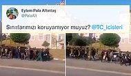 Toplu Halde Türkiye'ye Giren Göçmenlerin Tepki Çeken Görüntüleri: 'Hani Sınır Namustu?'