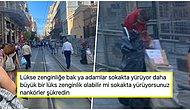 Sokakta Gezen İnsanlar Olduğu İçin Türkiye'de Yoksulluk Olmadığını İddia Eden Adama Gelen Cevaplar