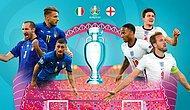 Büyük Final Geldi! Avrupa Şampiyonası Final Maçı Rakipleri İtalya ve İngiltere Hakkında Öne Çıkan 8 Detay