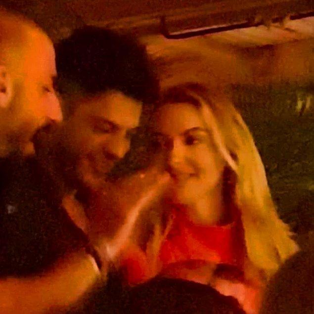 4. Bir diğer aşk haberimiz ise Hadise ve Mehmet Dinçerler'den geliyor...