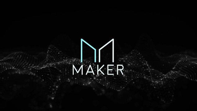 2. Maker (MKR) - $2,692.78